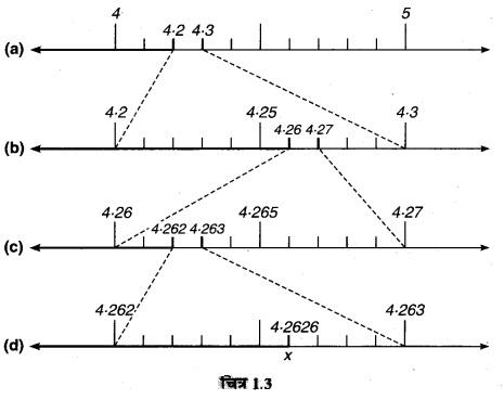 MP Board Class 9th Maths Guide Chapter 1 संख्या पद्धति Ex 1.4 2