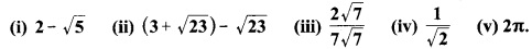MP Board Class 9th Maths Guide Chapter 1 संख्या पद्धति Ex 1.5 1