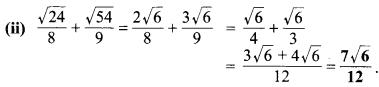 MP Board Class 9th Maths Guide Chapter 1 संख्या पद्धति Ex 1.6 15