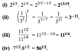 MP Board Class 9th Maths Guide Chapter 1 संख्या पद्धति Ex 1.6 1a