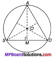 MP Board Class 9th Maths Solutions Chapter 10 वृत्त Ex 10.4 6