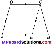 MP Board Class 9th Maths Solutions Chapter 10 वृत्त Ex 10.5 8