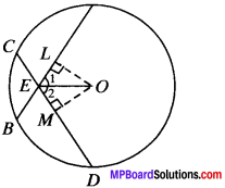 MP Board Class 9th Maths Solutions Chapter 10 Circles Ex 10.4 img-3