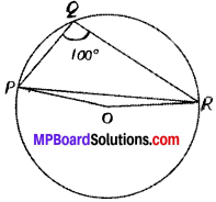 MP Board Class 9th Maths Solutions Chapter 10 Circles Ex 10.5 img-3