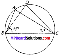 MP Board Class 9th Maths Solutions Chapter 10 Circles Ex 10.5 img-4