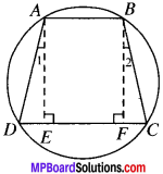 MP Board Class 9th Maths Solutions Chapter 10 Circles Ex 10.5 img-8