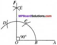 MP Board Class 9th Maths Solutions Chapter 11 Constructions Ex 11.1 img-1