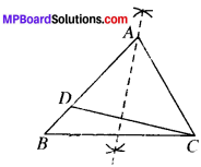 MP Board Class 9th Maths Solutions Chapter 11 Constructions Ex 11.1 img-10