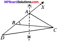 MP Board Class 9th Maths Solutions Chapter 11 Constructions Ex 11.1 img-11