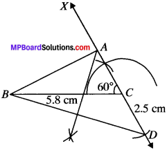 MP Board Class 9th Maths Solutions Chapter 11 Constructions Ex 11.1 img-14
