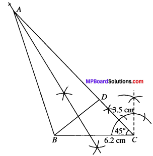 MP Board Class 9th Maths Solutions Chapter 11 Constructions Ex 11.1 img-15
