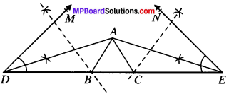 MP Board Class 9th Maths Solutions Chapter 11 Constructions Ex 11.1 img-16