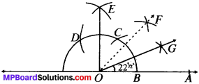MP Board Class 9th Maths Solutions Chapter 11 Constructions Ex 11.1 img-4
