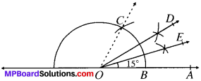 MP Board Class 9th Maths Solutions Chapter 11 Constructions Ex 11.1 img-5
