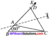 MP Board Class 9th Maths Solutions Chapter 11 Constructions Ex 11.1 img-9
