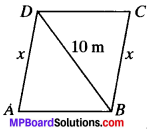 MP Board Class 9th Maths Solutions Chapter 12 Heron's Formula Ex 12.1 img-14