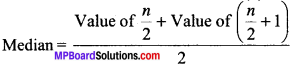 MP Board Class 9th Maths Solutions Chapter 14 Statistics Ex 14.3 img-46