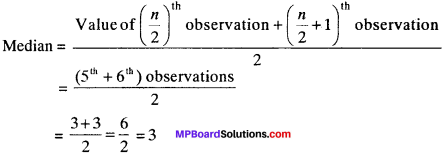 MP Board Class 9th Maths Solutions Chapter 14 Statistics Ex 14.4 img-2