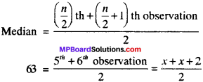 MP Board Class 9th Maths Solutions Chapter 14 Statistics Ex 14.4 img4