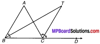 MP Board Class 9th Maths Solutions Chapter 6 रेखाएँ और कोण Ex 6.3 13
