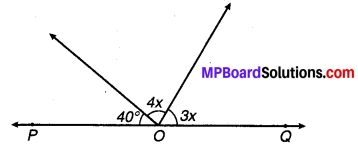 MP Board Class 9th Maths Solutions Chapter 6 रेखाएँ और कोण Ex 6.3 23