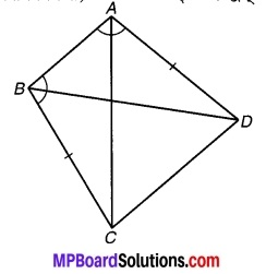 MP Board Class 9th Maths Solutions Chapter 7 त्रिभुज Ex 7.1 2