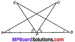 MP Board Class 9th Maths Solutions Chapter 7 त्रिभुज Ex 7.1 7