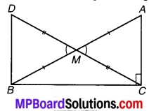 MP Board Class 9th Maths Solutions Chapter 7 त्रिभुज Ex 7.1 8