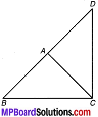 MP Board Class 9th Maths Solutions Chapter 7 त्रिभुज Ex 7.2 6