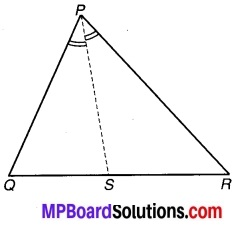 MP Board Class 9th Maths Solutions Chapter 7 त्रिभुज Ex 7.4 5