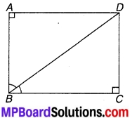 MP Board Class 9th Maths Solutions Chapter 8 चतुर्भुज Additional Questions 4