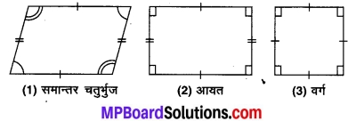 MP Board Class 9th Maths Solutions Chapter 8 चतुर्भुज Additional Questions 9