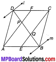 MP Board Class 9th Maths Solutions Chapter 8 चतुर्भुज Ex 8.2 5