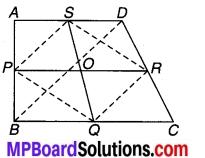 MP Board Class 9th Maths Solutions Chapter 8 चतुर्भुज Ex 8.2 6