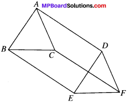 MP Board Class 9th Maths Solutions Chapter 8 Quadrilaterals Ex 8.1 img-13