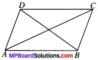 MP Board Class 9th Maths Solutions Chapter 8 Quadrilaterals Ex 8.1 img-2