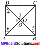 MP Board Class 9th Maths Solutions Chapter 8 Quadrilaterals Ex 8.1 img-4