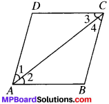 MP Board Class 9th Maths Solutions Chapter 8 Quadrilaterals Ex 8.1 img-7