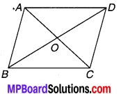 MP Board Class 9th Maths Solutions Chapter 9 समान्तर चतुर्भुज और त्रिभुजों के क्षेत्रफल Additional Questions 12