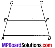 MP Board Class 9th Maths Solutions Chapter 9 समान्तर चतुर्भुज और त्रिभुजों के क्षेत्रफल Additional Questions 18