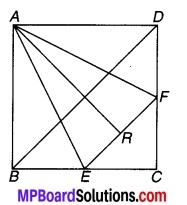 MP Board Class 9th Maths Solutions Chapter 9 समान्तर चतुर्भुज और त्रिभुजों के क्षेत्रफल Additional Questions 9