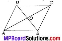 MP Board Class 9th Maths Solutions Chapter 9 समान्तर चतुर्भुज और त्रिभुजों के क्षेत्रफल Ex 9.3 3