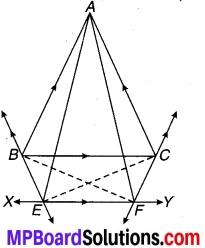 MP Board Class 9th Maths Solutions Chapter 9 समान्तर चतुर्भुज और त्रिभुजों के क्षेत्रफल Ex 9.3 8