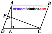 MP Board Class 9th Maths Solutions Chapter 9 Areas of Parallelograms and Triangles Ex 9.2 img-1