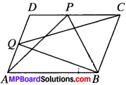 MP Board Class 9th Maths Solutions Chapter 9 Areas of Parallelograms and Triangles Ex 9.2 img-4