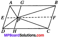 MP Board Class 9th Maths Solutions Chapter 9 Areas of Parallelograms and Triangles Ex 9.2 img-6