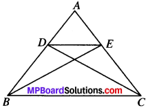 MP Board Class 9th Maths Solutions Chapter 9 Areas of Parallelograms and Triangles Ex 9.3 img-11