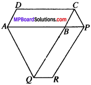 MP Board Class 9th Maths Solutions Chapter 9 Areas of Parallelograms and Triangles Ex 9.3 img-13