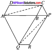 MP Board Class 9th Maths Solutions Chapter 9 Areas of Parallelograms and Triangles Ex 9.3 img-14