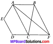 MP Board Class 9th Maths Solutions Chapter 9 Areas of Parallelograms and Triangles Ex 9.3 img-17